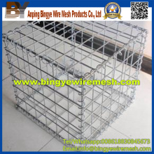 Galvanized Gabion Box Hesco Barriers From Bingye