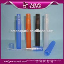 4ml 7ml 9ml 12ml 16ml 20ml botella del atomizador del aerosol 30ml para el uso del perfume y la botella de perfume plástica de los PP al por mayor
