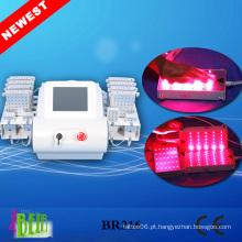 Liposhape Teoria 528 Diodos Celulite Remoção Laser Lipo Slimming Equipamento Br216