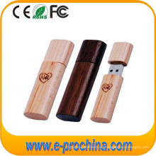 Kundenspezifisches hölzernes USB-Blitz-Laufwerk