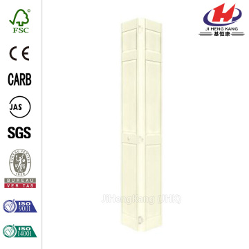 PVC Movable Louver Wood Plastic Panel Interior Door