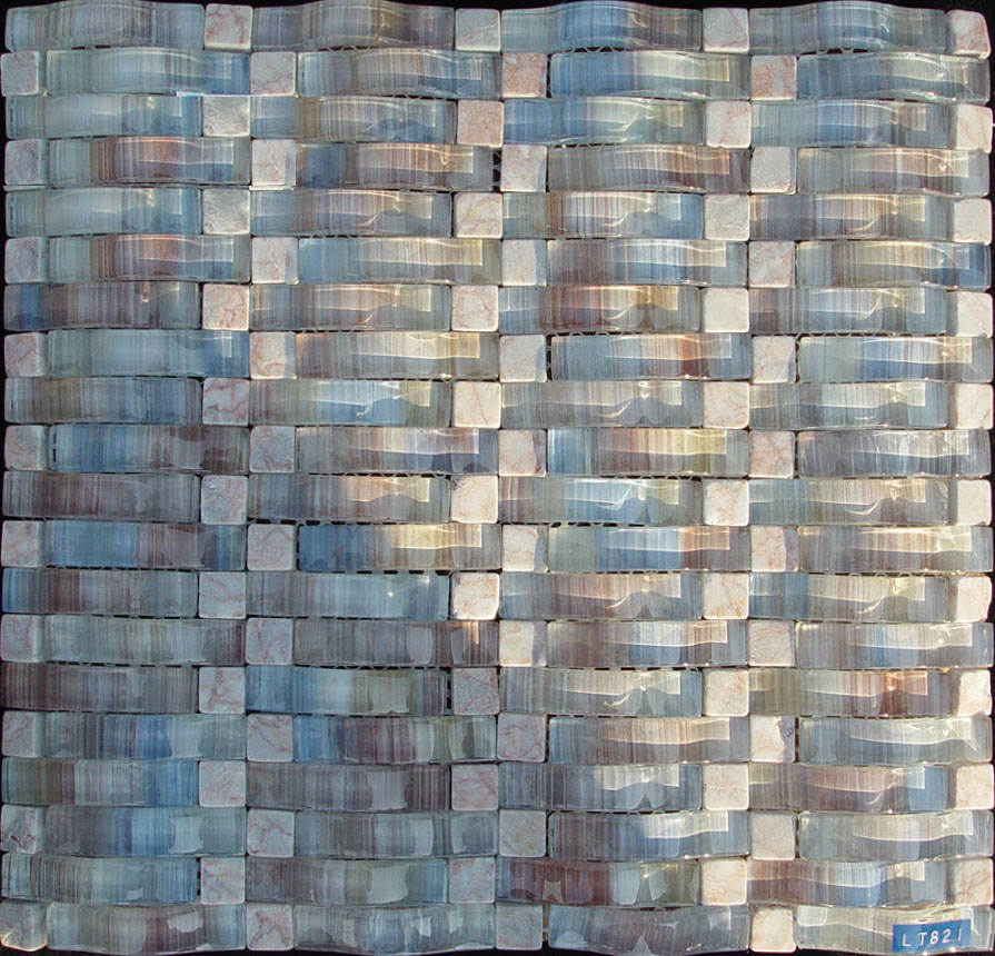 Arch Glass Mosaic
