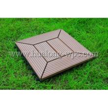 Gute Pirce-Holz-Plastikzusammensetzung DIY Fliese für im Freien (DIY5)