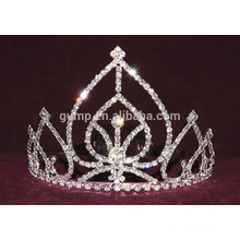 Petite tiara en strass