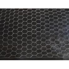 Malha de arame hexagonal comum em malha animal