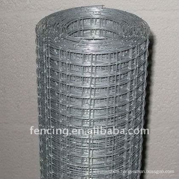 ISO Galvanized Welded Wire Mesh (manufacturer)
