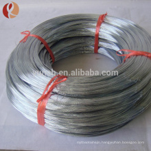 Gr5 straight titanium welding wire with customized size