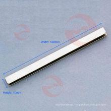 Silver Handbag Edge Binding (S4-55S)