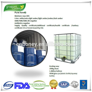 bulk packing honey