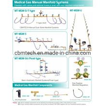 Cbmtec Medical Gas Manual Manifold Systems