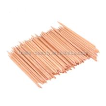 amazon hot sell promotional manicure Wood Stick Cuticle Pusher