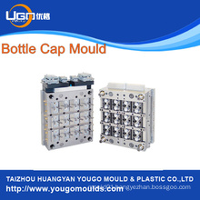 High quality water bottle cap mould