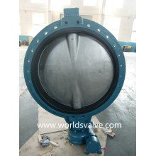 Dn1000 Single Flanged Butterfly Valve with CE&ISO Approved