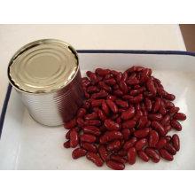 Haricots rouges en conserve avec le rouge foncé et les meilleurs prix
