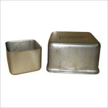 O certificado do ISO galvanizou o alumínio do desenho profundo da precisão morrem feito em China