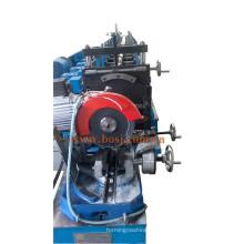 Processo de aço galvanizado - Tipo C / Máquina de produção de rolo tipo U Myanmar