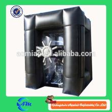Buena calidad de la máquina de efectivo inflable de la venta caliente para la venta