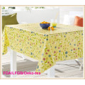 PVC Printed Tablecloth in Roll Waterproof/Oilproof