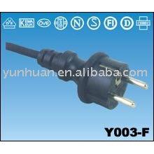 H05RR-F H-5RN-F H07RN-F borracha sheathed o cabo de alimentação cabo de poder