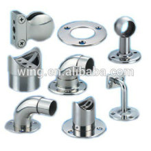 furniture glass metal shelf support brackets