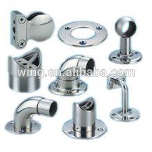furniture glass metal shelf support brackets