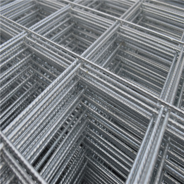 9mm Memperkuat Welded Concrete Wire Mesh