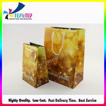 Promotion Sac en papier coloré en gros Cmyk imprimé sac en papier spécial