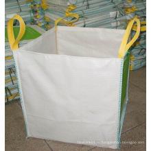 Топ открытый PP тканые сумки супер мешок для сада отходов