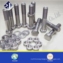 Stainless Steel Main Product Hex Bolt