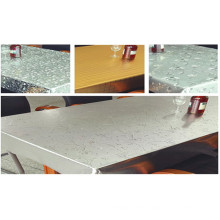 Popular Designs Water Proof PVC Crystal Table Cloth