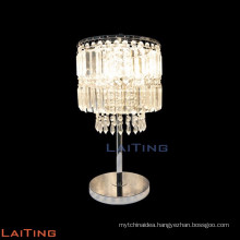 Small Size Bedroom Crystal Table Lamp 20068