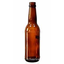Glass Bottle Beer Bottle Amber Color 330ml