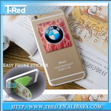 Smart phone sticker with Nano Suction AntiGravity
