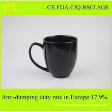 Cadeaux promotionnels en céramique, pot de café en grès