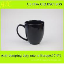 Ceramic Promotional Mugs Gift, copos de café em grés