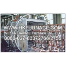Glidewheel Aluminium Alloy Quenching Furnace