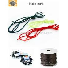 2mm mancha pulsera cuerda / cuerda