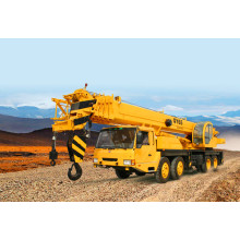 Truck Mobile Construction Crane