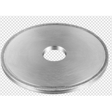 Roda de moagem CBN de diamante galvanizado de alta qualidade