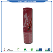 Luxury Cylindrical Shape Paper Gift Box