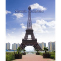 Stainless steel sculpture-Eiffel Tower
