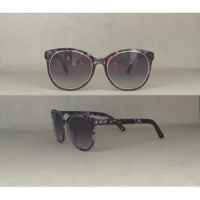 Fashion Cat Eye Sunglasses for Ladies with Decoration P25050