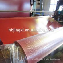 Estera de goma natural de alta calidad, alfombra de goma natural