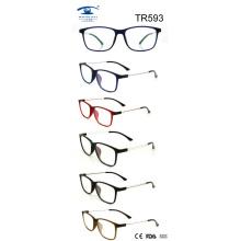 Corea del diseño Tr90 marco óptico (TR593)