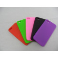 Custom Colourful Mobile Phone Silicone Cover for iPhone 5s