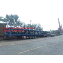 13m Flat-bed Semi Trailer Truck