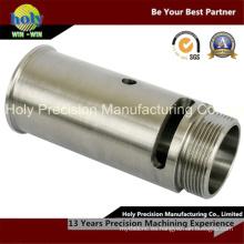 Eje mecanizado de transmisión de potencia CNC