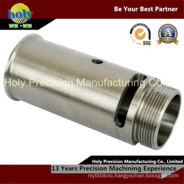 CNC Machined Power Transmission Shaft
