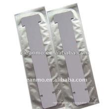 """tarjeta de limpieza en forma de T larga para la impresora Zebra P330i """"J"""""""