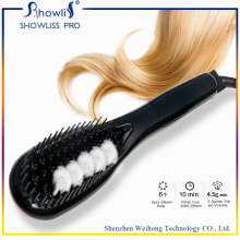 100-240V Temprature Controled Hottest Ceramic Electric Hair Straightener Peigne